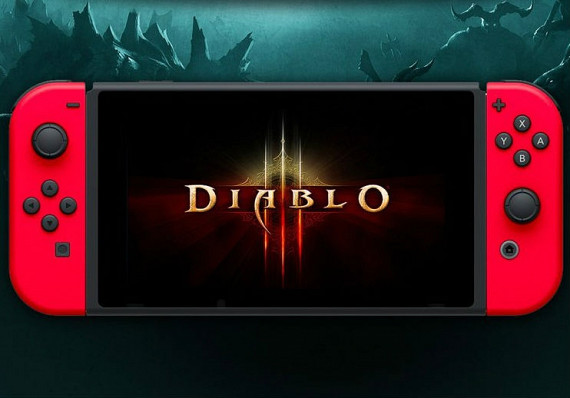 Новость Diablo 3 выйдет на Nintendo Switch