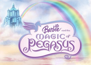 Обложка для игры Barbie and the Magic of Pegasus