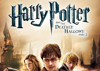 Обложка для игры Harry Potter and the Deathly Hallows: Part 2