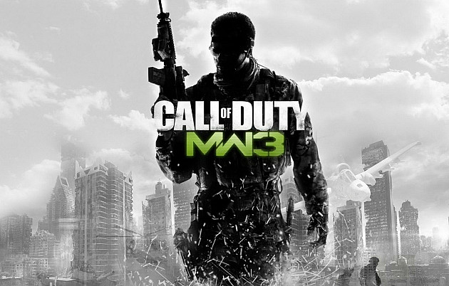 Обложка к игре Call of Duty: Modern Warfare 3