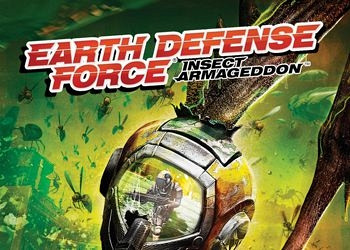 Обложка к игре Earth Defense Force: Insect Armageddon