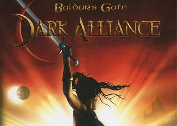 Обложка к игре Baldur's Gate: Dark Alliance