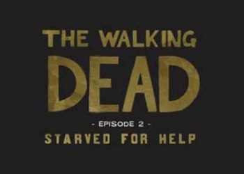 Обложка для игры Walking Dead: Episode 2 - Starved for Help, The