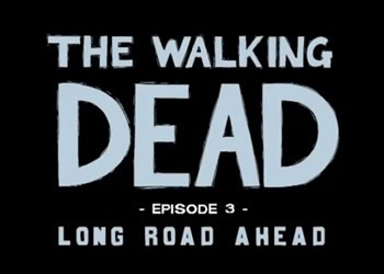 Обложка для игры Walking Dead: Episode 3 - Long Road Ahead, The