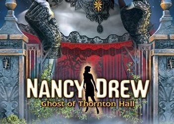 Обложка к игре Nancy Drew: Ghost of Thornton Hall