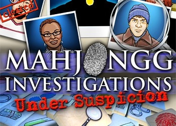 Обложка для игры Mahjongg Investigations: Under Suspicion