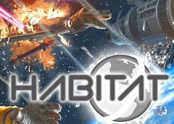 Обложка для игры HABITAT: A Thousand Generations in Orbit