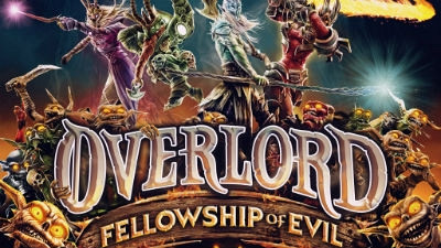 Обложка к игре Overlord: Fellowship of Evil