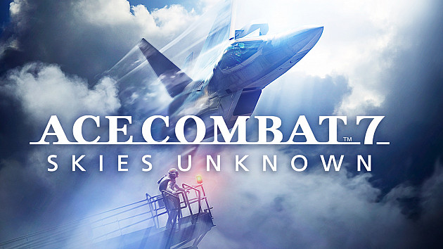 Обложка игры Ace Combat 7: Skies Unknown