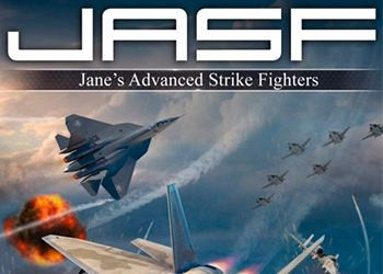 Обложка для игры J.A.S.F. Jane's Advanced Strike Fighters