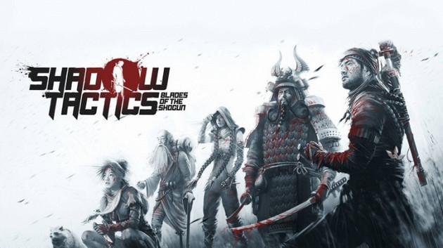 Обложка для игры Shadow Tactics: Blades of the Shogun