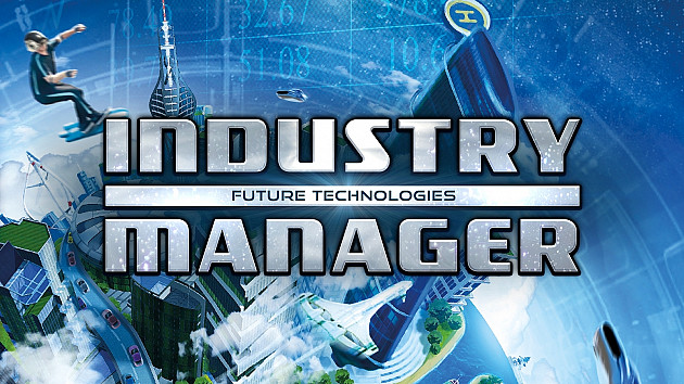 Обложка к игре Industry Manager: Future Technologies