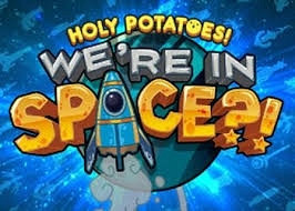 Обложка для игры Holy Potatoes! We're in Space?!