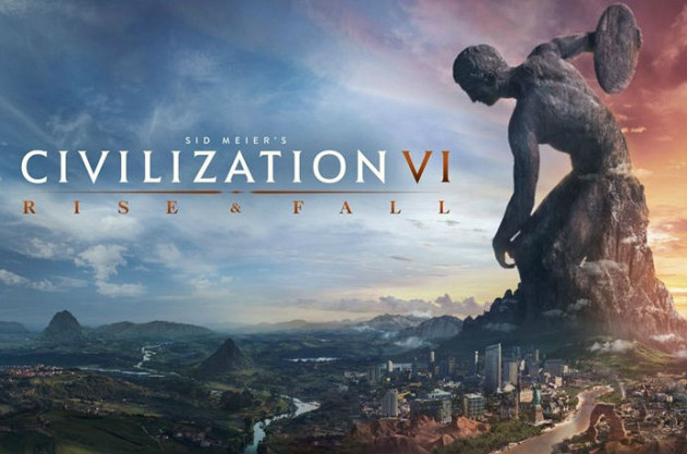 Обложка игры Sid Meier's Civilization VI: Rise and Fall