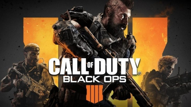 Обложка к игре Call of Duty: Black Ops IIII