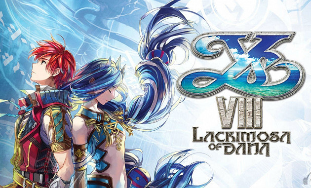 Обложка к игре Ys VIII: Lacrimosa of Dana (Switch)