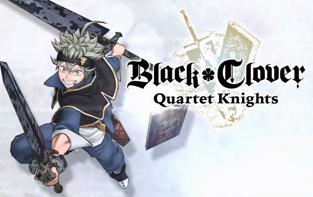Обложка игры Black Clover: Quartet Knights