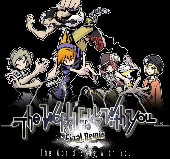 Обложка для игры The World Ends with You: Final Remix