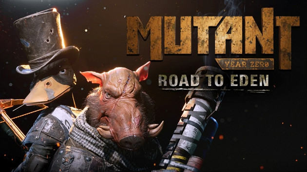 Обложка к игре Mutant Year Zero: Road to Eden