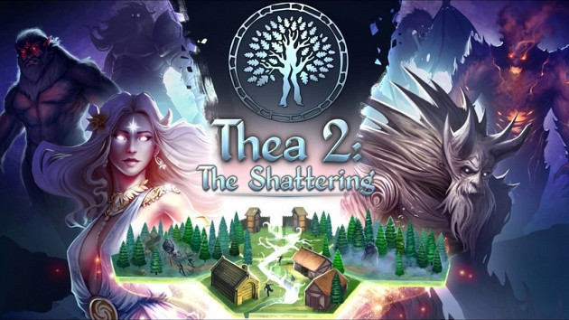 Обложка игры Thea 2: The Shattering