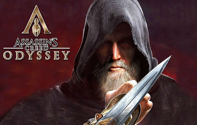Обложка к игре Assassin's Creed: Odyssey - Legacy of the First Blade