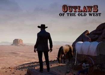 Обложка игры Outlaws of the Old West