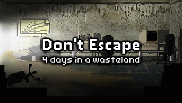 Обложка для игры Don't Escape: 4 Days in a Wasteland
