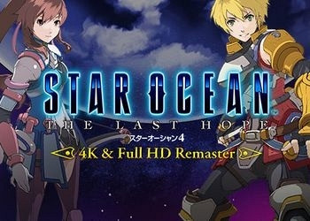Обложка игры STAR OCEAN - THE LAST HOPE - 4K & Full HD Remaster