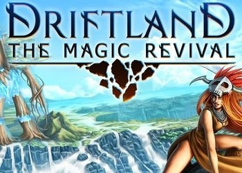 Обложка игры Driftland: The Magic Revival
