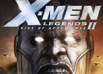 Обложка для игры X-Men Legends 2: Rise of Apocalypse