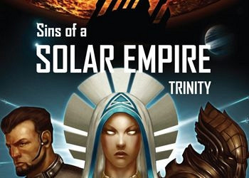Обложка для игры Sins of a Solar Empire – Trinity