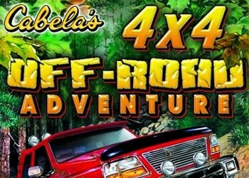 Обложка к игре Cabela's 4x4 Off-Road Adventure