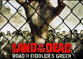 Обложка к игре Land of the Dead: Road to Fiddler's Green