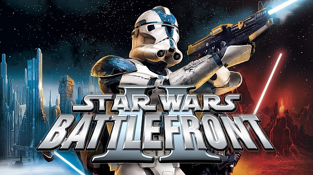 Обложка игры Star Wars: Battlefront II
