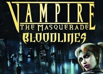 Обложка к игре Vampire: The Masquerade - Bloodlines
