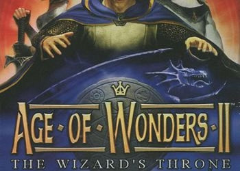 Обложка игры Age of Wonders 2: The Wizard's Throne
