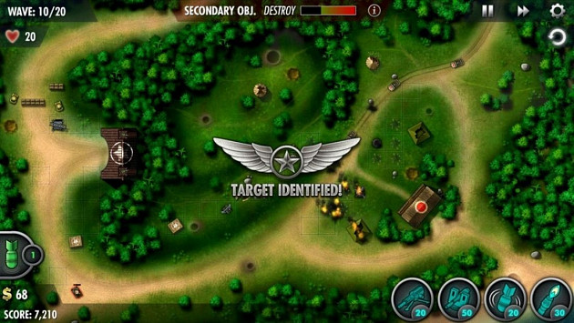Обложка игры iBomber Defense Pacific