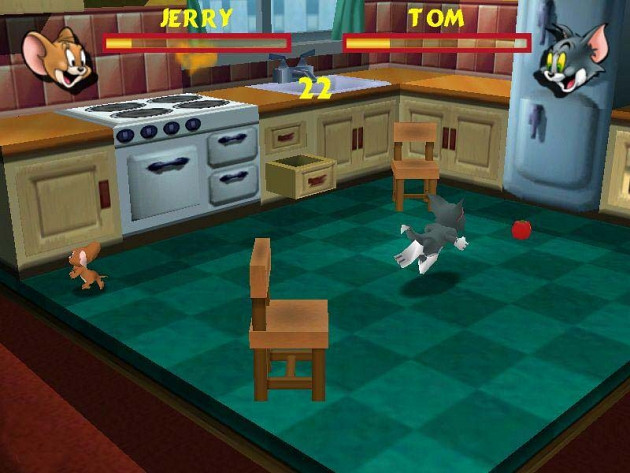 Обложка игры Tom & Jerry: Fists of Fury