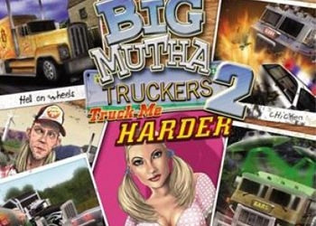 Обложка для игры Big Mutha Truckers: Truck Me Harder