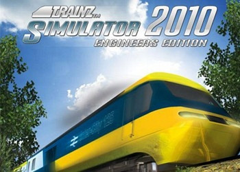Обложка для игры Trainz Simulator 2010: Engineering Edition