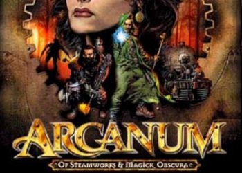 Обложка игры Arcanum: Of Steamworks and Magick Obscura