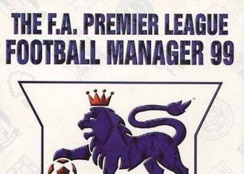 Обложка для игры F.A. Premier League Football Manager 99