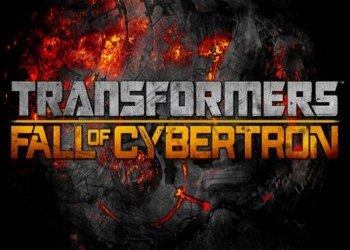 Обложка для игры Transformers. Fall of Cybertron