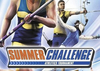 Обложка для игры Summer Challenge: Athletics Tournament