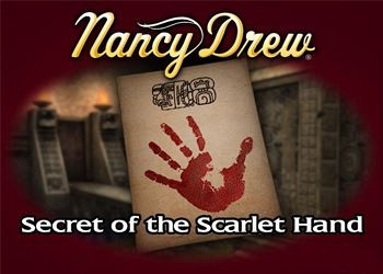 Обложка для игры Nancy Drew: Secret of the Scarlet Hand