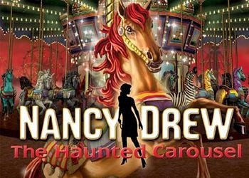 Обложка для игры Nancy Drew: The Haunted Carousel