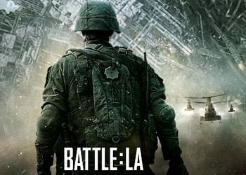 Обложка для игры Battle: Los Angeles The Videogame