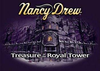 Обложка для игры Nancy Drew: Treasure in the Royal Tower
