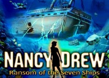 Обложка для игры Nancy Drew: Ransom of the Seven Ships