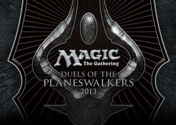 Обложка игры Magic: The Gathering Duels of the Planeswalkers 2013